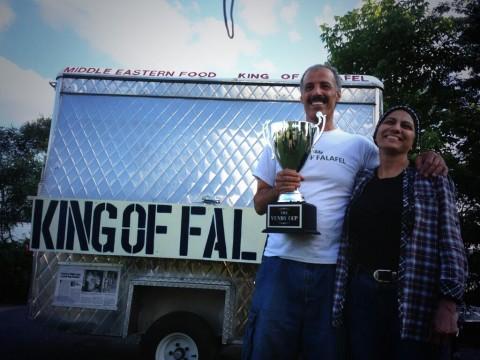 king-of-falafel