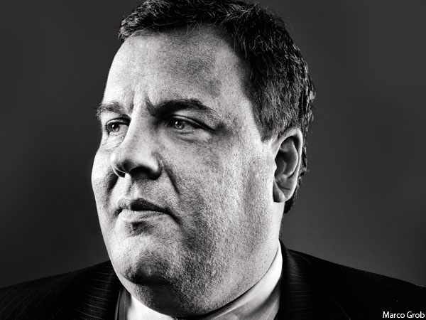 New Jersey Governor Chris Christie plans to run for President in 2016.