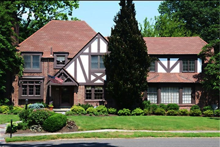 Tudor style haddonfield home for sale philadelphia magazine for Tudor style house for sale