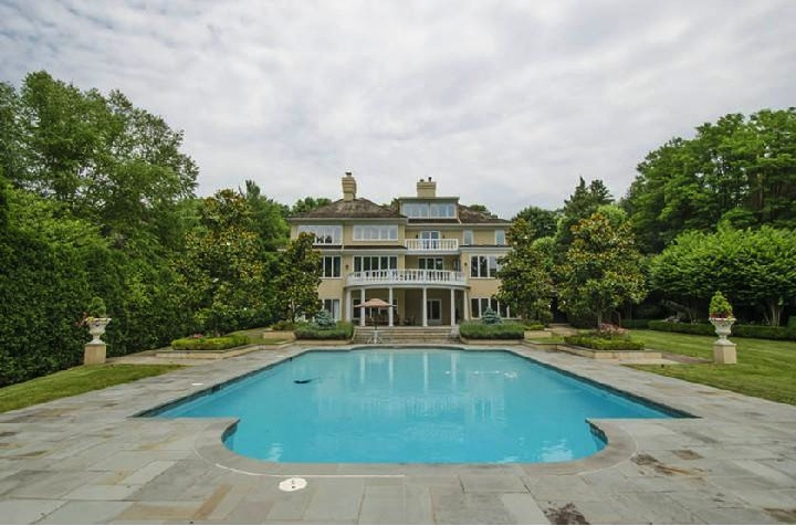 Wayne home for sale with pool