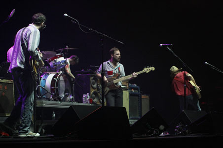 Dr. Dog at XPoNential Music Festival 2013