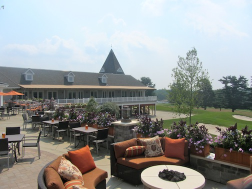 PHOTOS: Springfield Country Club Grows Wedding Space With Outdoor Expansion of Tavola Restaurant + Bar