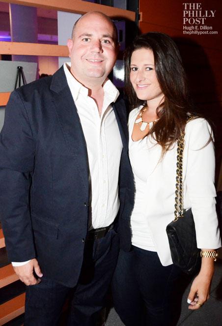Jason Mandel and Becca Fischer