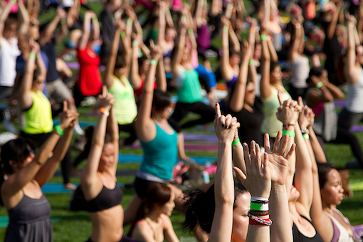 Wanderlust Yoga Festival Is Coming to Philly | Be Well Philly