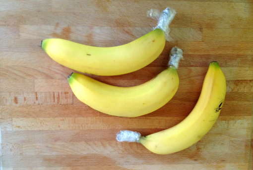 Banana Food Storage