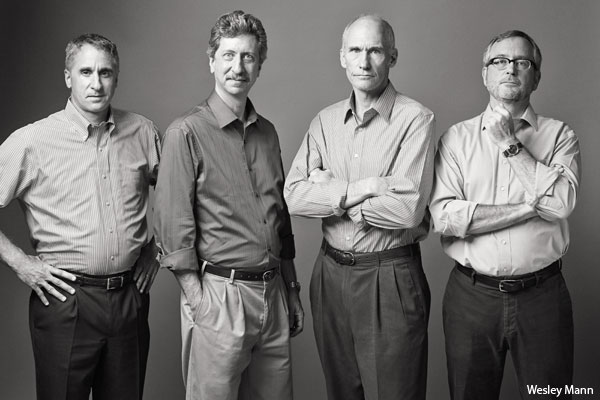 Carl June and his group of researchers at U Penn may have found a cure for cancer.