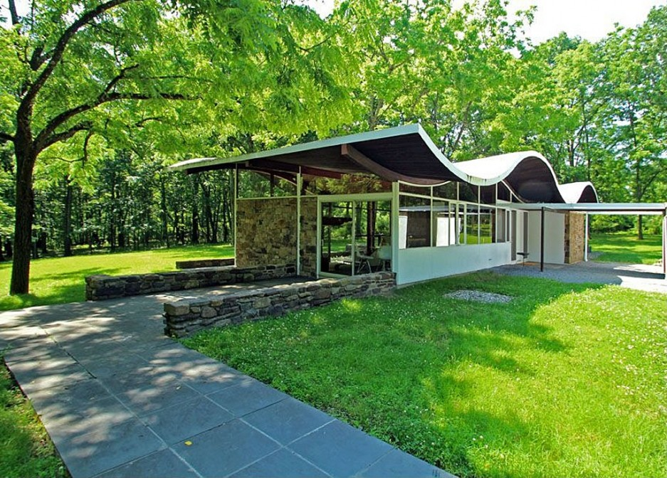 Mid-Century Modern Masterpiece by Jules Gregory and George