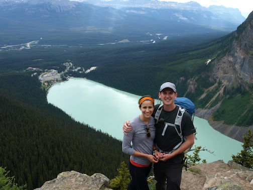 Bride-to-be Blogger Kristy: Our Amazing Canadian Honeymoon