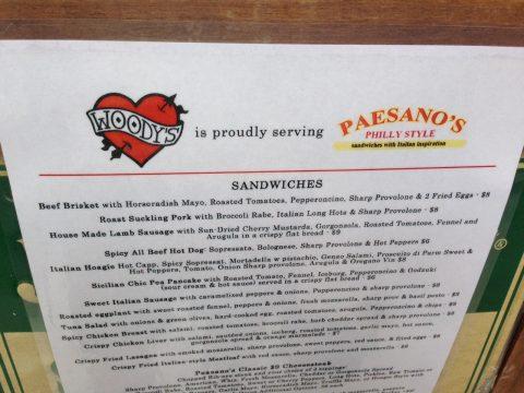 woodys-paesanos-menu