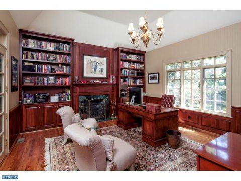 bryn mawr estate library