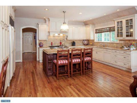 bryn mawr estate kitchen