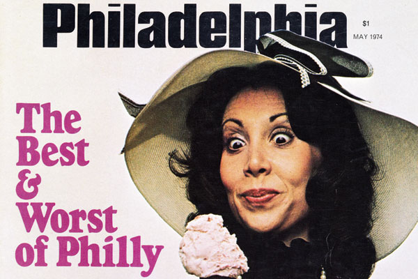 The cover of 1974's Best of Philly issue