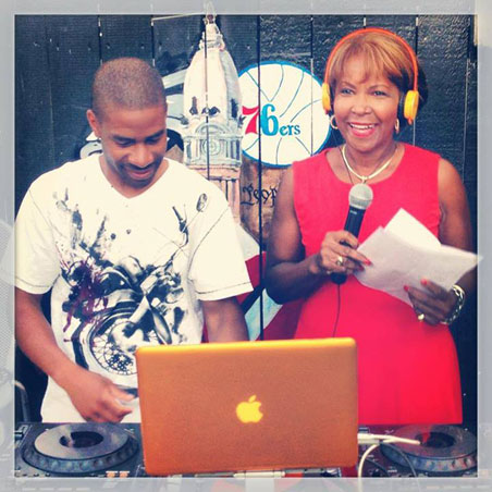 DJ Blondell Reynolds Brown