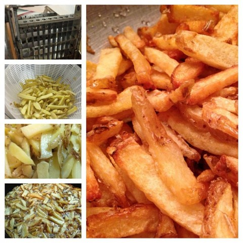 Bintje potatoes from Green Meadow Farm