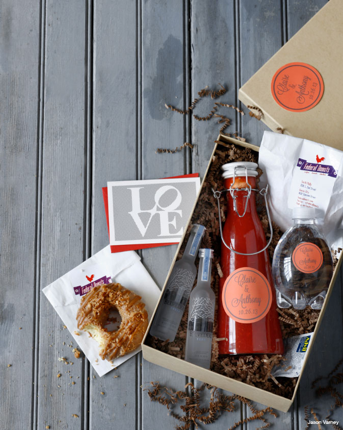 You Should Totally Deliver Morning-After Brunch Boxes to Your Out-of-Town Guests
