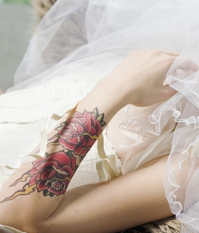 TREND: Tattooed Brides On the Rise In Philly