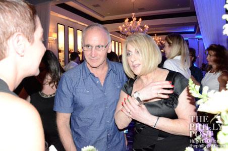 Hamels Foundation's Fourth Annual Diamonds and Denim, Mike Chobert and Barbara Katz-Chobert