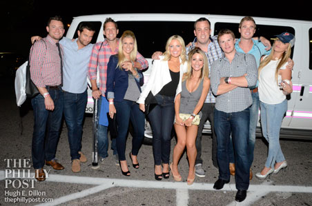 Hamels Foundation's Fourth Annual Diamonds and Denim, Bachelors and Bachelorettes