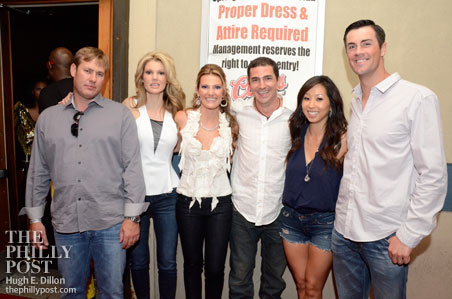 Hamels Foundation's Fourth Annual Diamonds and Denim, After party moves to Zee Bar