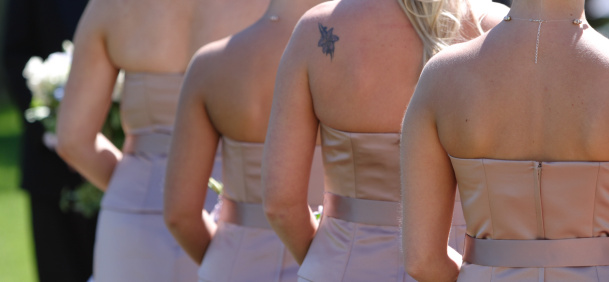 Is the Stress of Wedding Planning Ruining Friendships Between Brides and Their Bridesmaids?