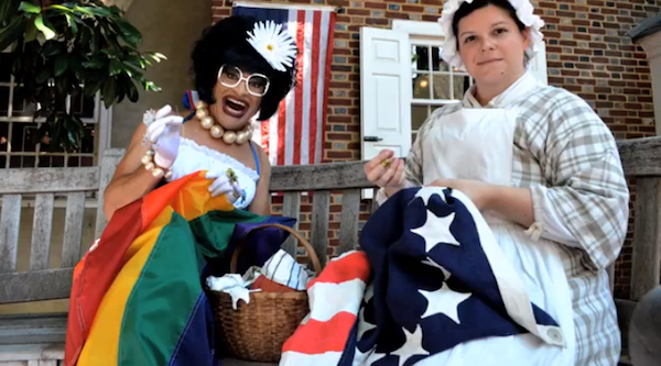 Miss Richfield 1981 Stars in New Philly LGBT Travel Ad From Greater