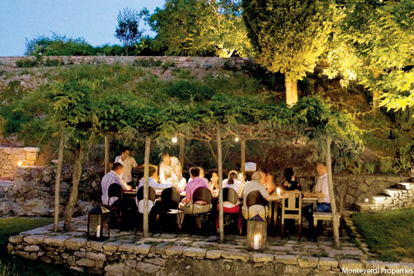 Monteverdi in Tuscany makes for a great new family vacation destination.
