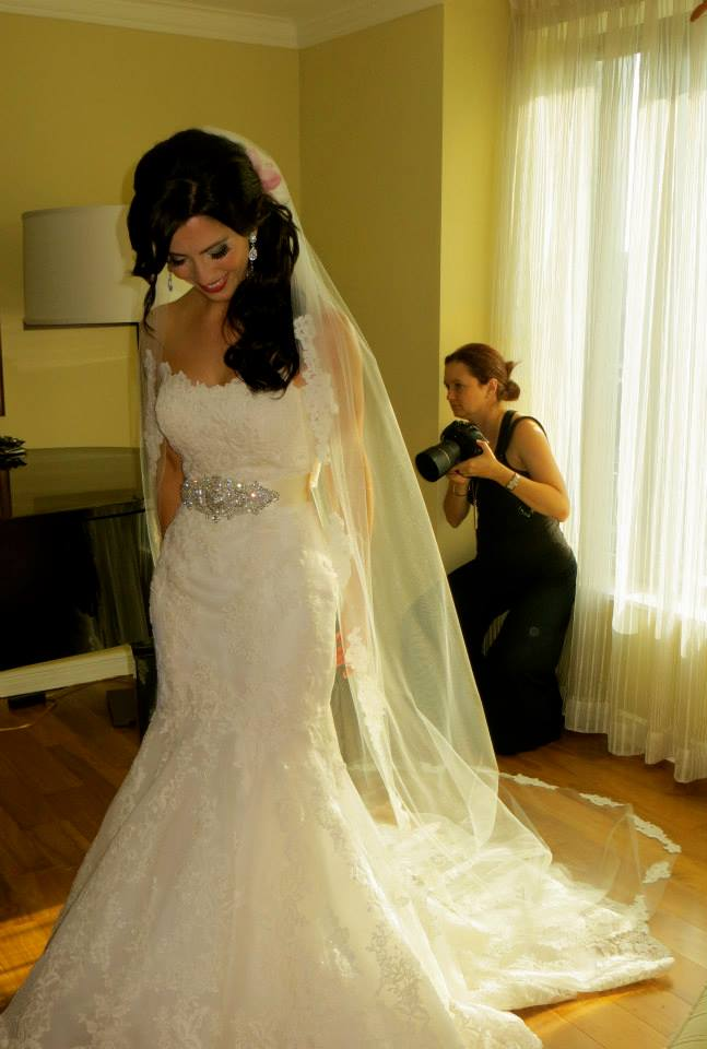 Bridal Blogger Stephanie: Our Wedding Day (With Photos!)