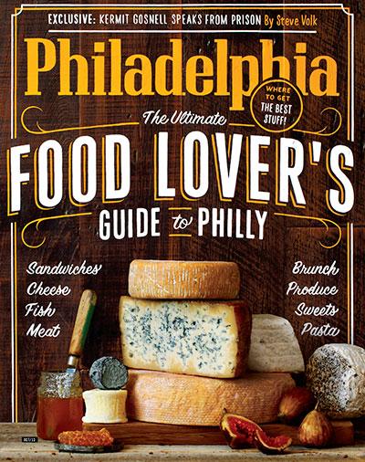 Philadelphia Magazine October 2013