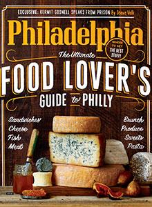 Philadelphia Magazine October 2013