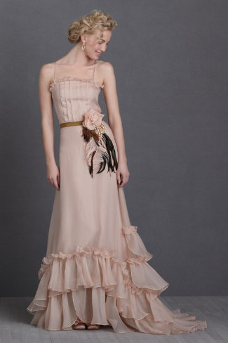 PHOTOS: 19 Gorgeous Blush Wedding Dresses