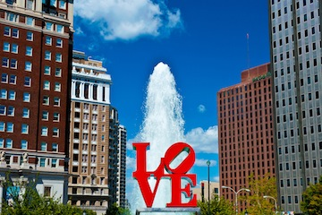 Philadelphia Is the 6th Best City for Newlyweds to Live