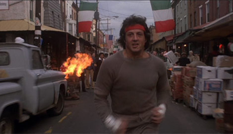How Far Did Rocky Go In His Training Run In Rocky Ii