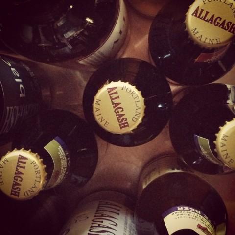 allagash-bottles