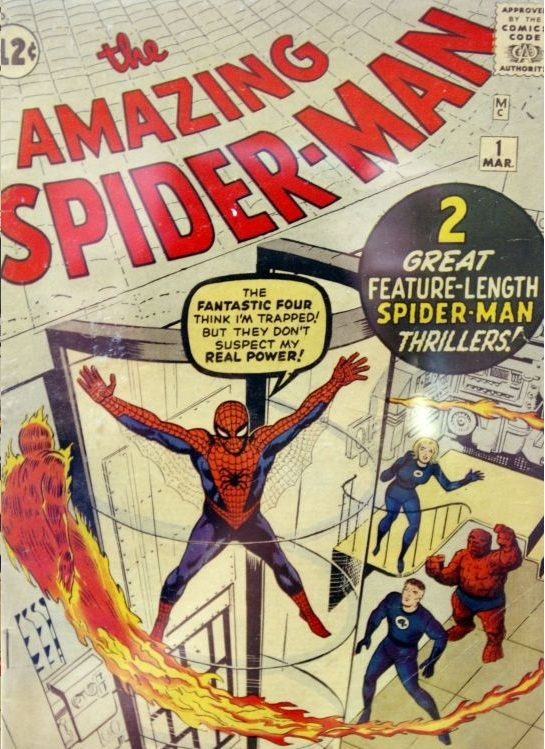 Ohio Dad Sells First Edition Spider Man Comic to Help Pay for Daughter's Wedding