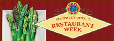 Center City District Restaurant Week