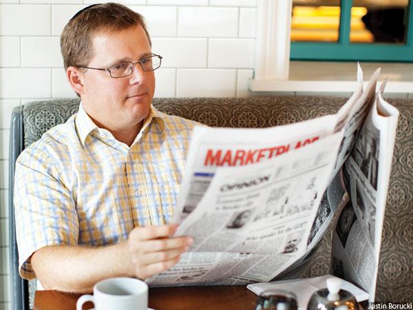 Main Line investor David Magerman at Citron and Rose.