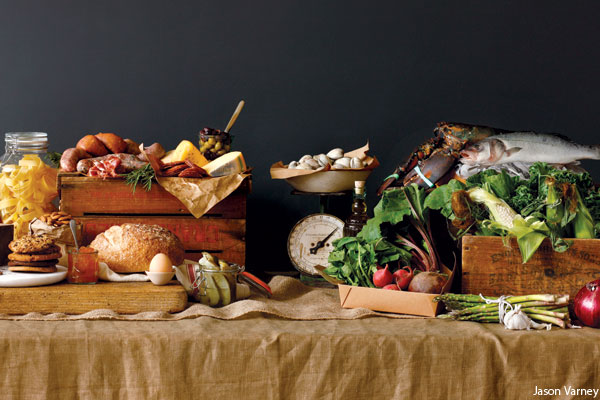 The 2013 Food Lover's Guide to Philly from Philadelphia magazine.