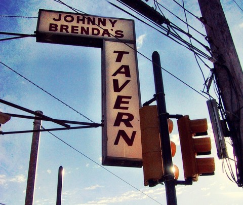 johnny brendas sign