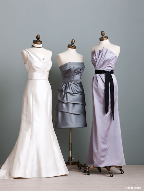 PHOTOS: Gown, Venue, Bridesmaid Dress, Flower and Cake Ideas For a Modern Gallery Wedding in Philadelphia