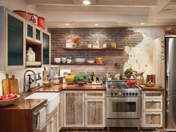 The Boho Philadelphia Kitchen Amazing Design