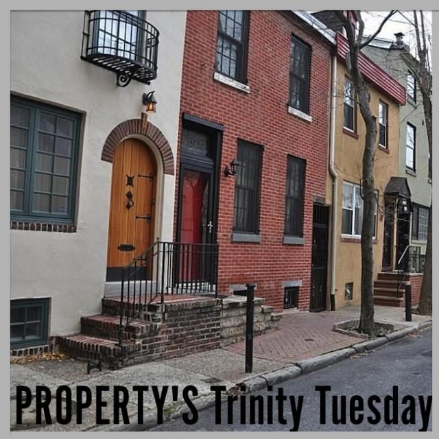 trinity tuesday logo