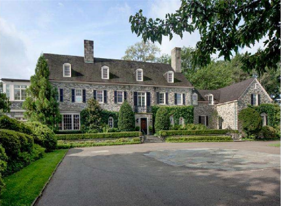 New Listing E R Fenimore Johnson S 8 5 Million Gladwyne