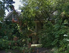 Baleroy Mansion 111 W Mermaid Lane via Google Street View