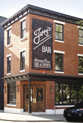 Jerry's Bar for Brunch
