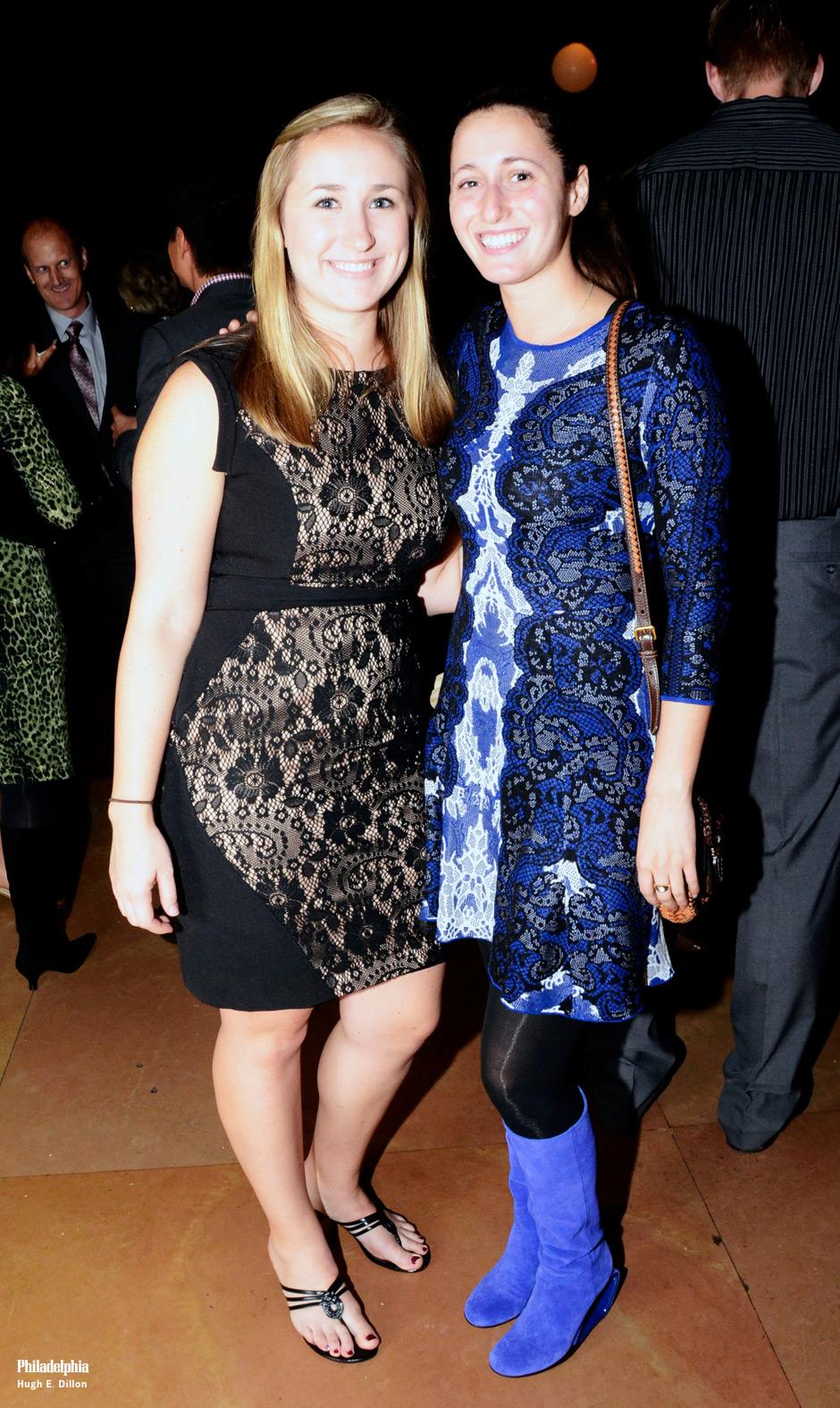 Alison Becker and Danielle Hankin
