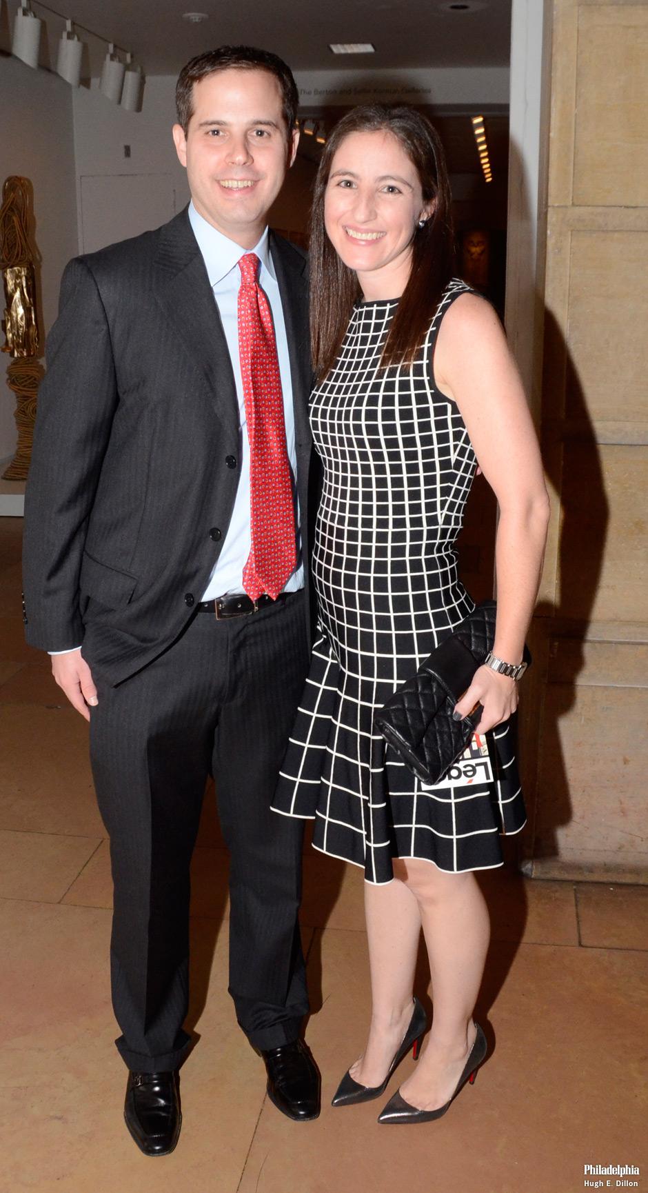 Jennifer and Brett Schulman