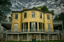 Lemon Hill Mansion by GaryReed via Flickr