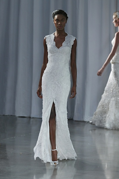 Keria by Monique Lhuillier. Photo courtesy of the designer.