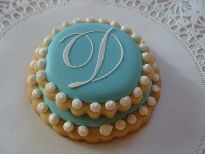 One of the many wedding offerings from South Avenue Sweets.