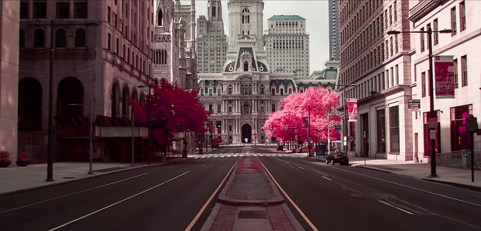 Philadelphia Time Lapse Video Shows Vacant City